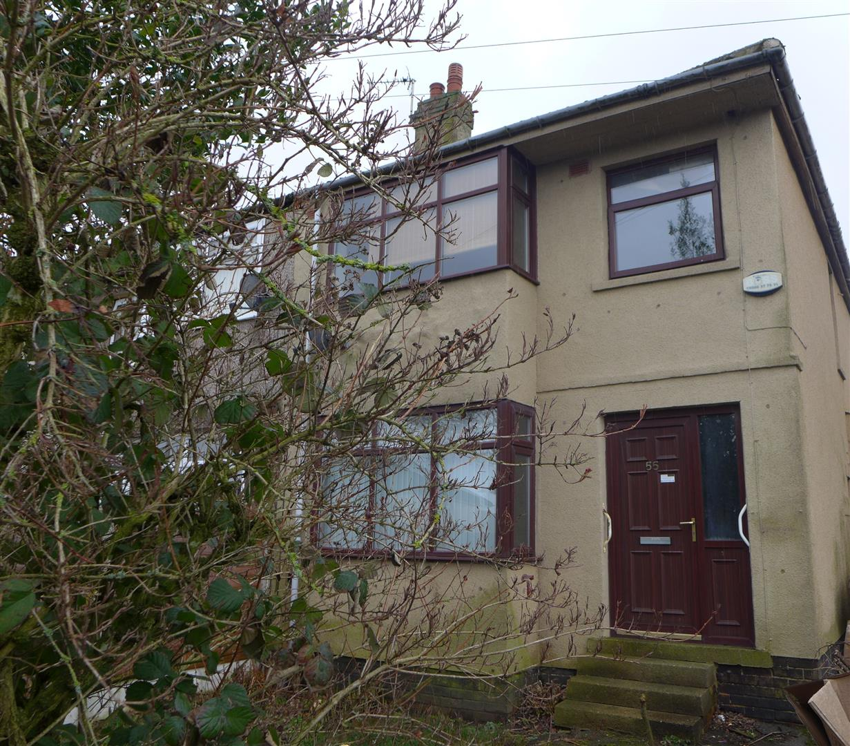 In Idle West Yorkshire: Brantwood Road, Heaton, Bradford, West Yorkshire, BD9 6PY